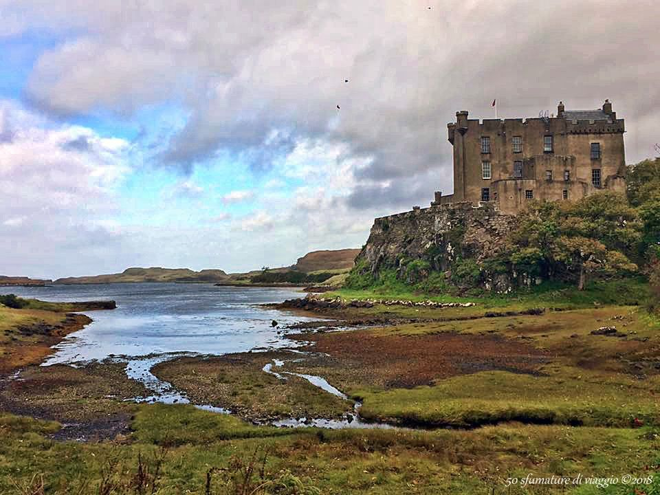 cosa vedere sull'Isola di Skye, dunvegan castle