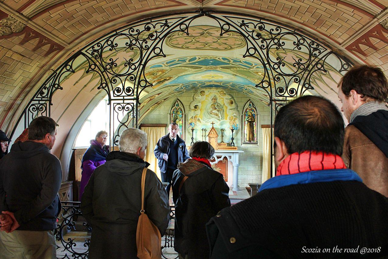 orcadi cancello cappella