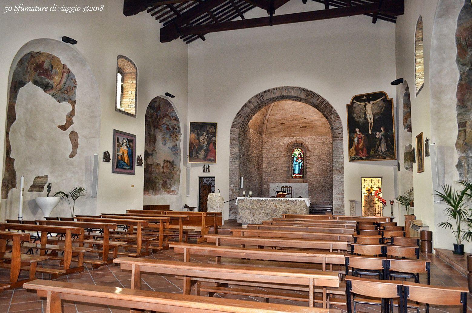 santa lucia, chiesa