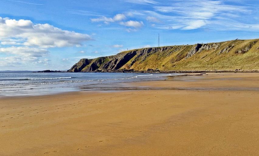 da Crail a St. Andrews - fife coastal path