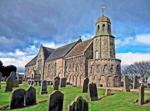 leuchars parish church
