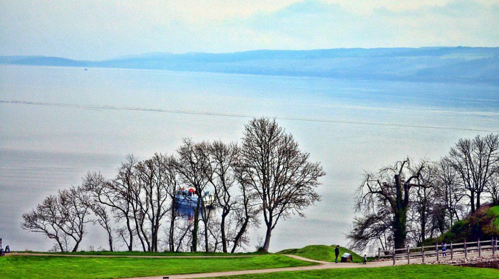 crociere sul lago scozia - lago in scozia - lago lochness