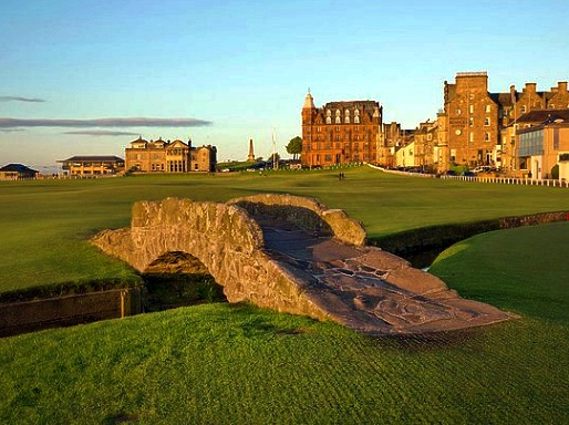 old course, st andrews