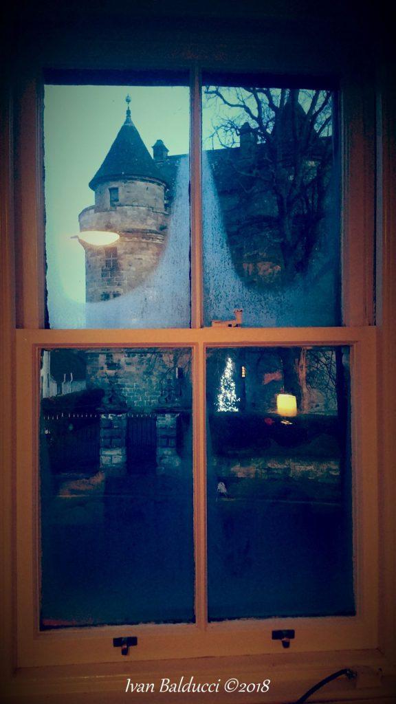 the bruce inn, falkland, scozia