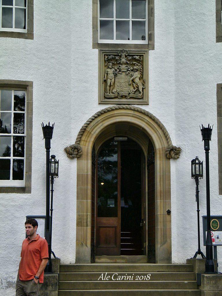 Blair Castle (Perthshire): il bianco castello di Atholl