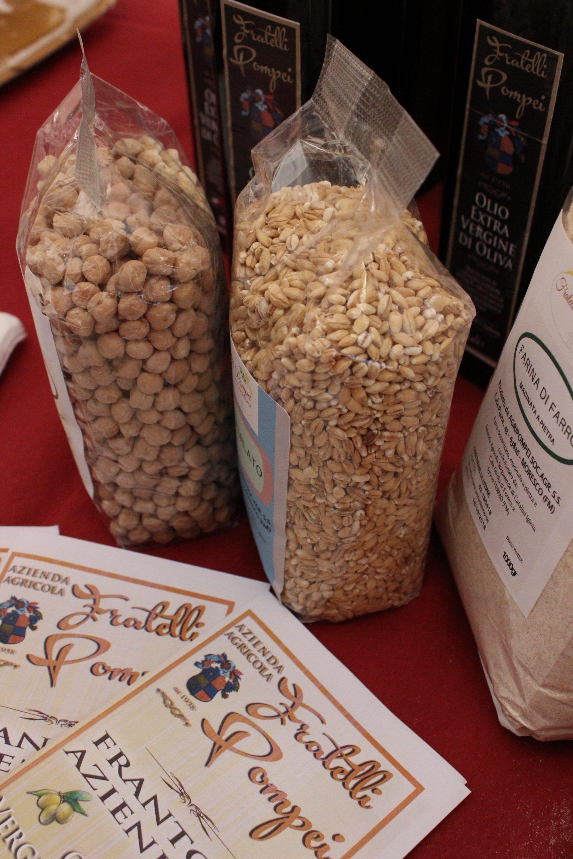 sacchetti di cereali
