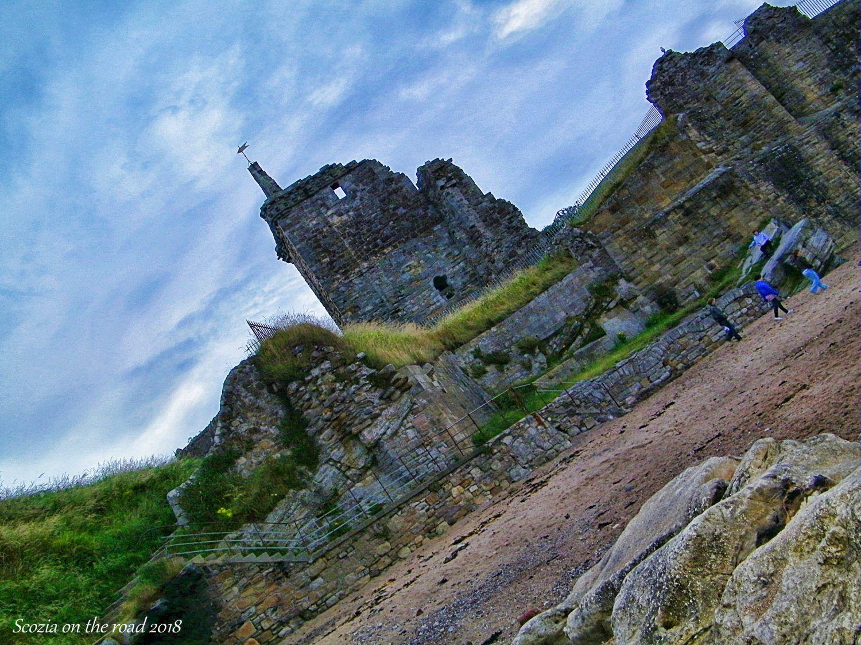 il castello di St. Andrews