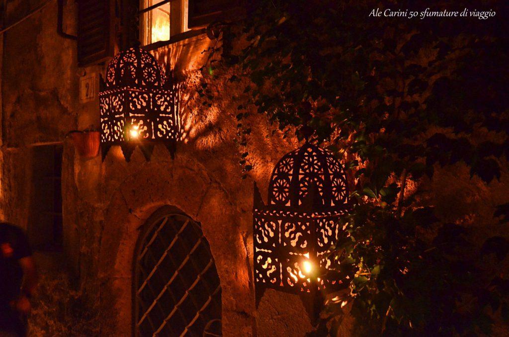 festa delle candele vallerano