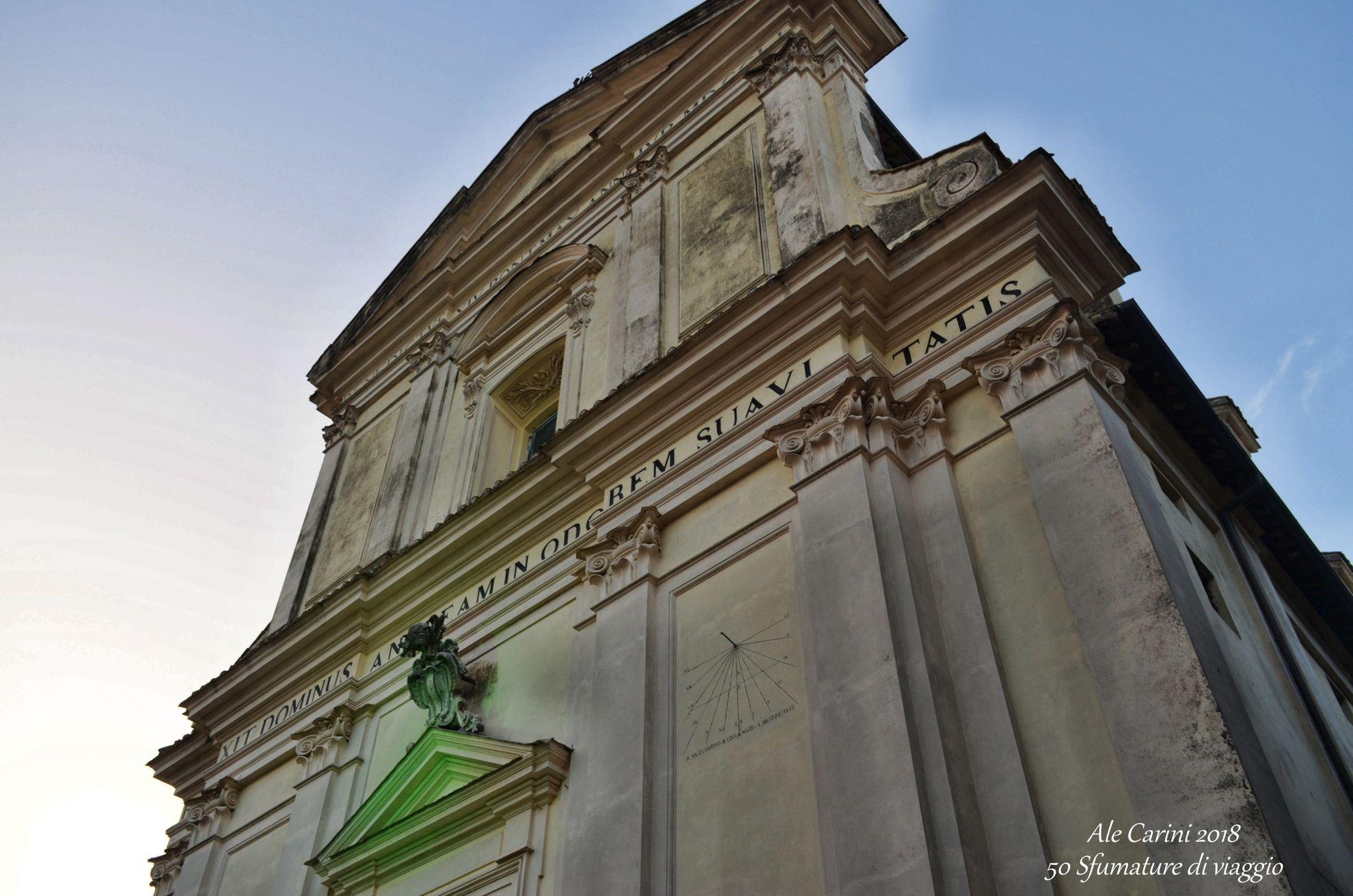 chiesa st andrea apostolo, vallerano