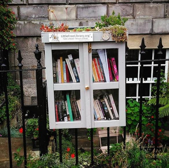 edimburgo free little library
