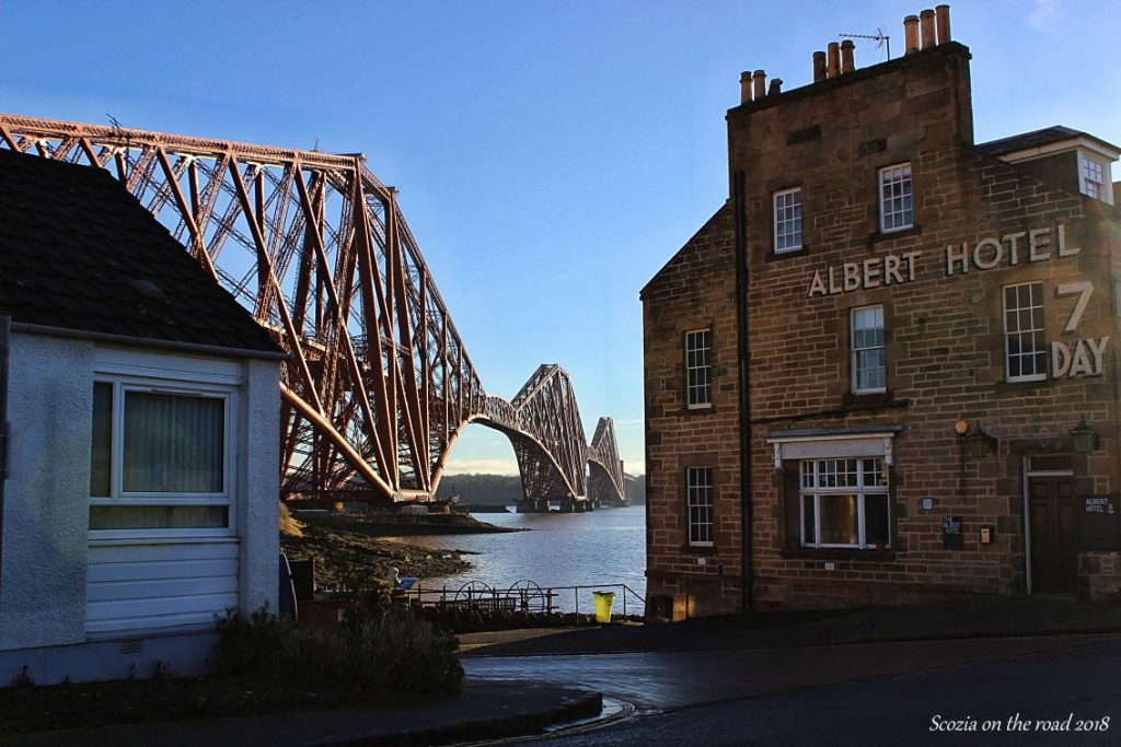 North Queensferry (Scozia)
