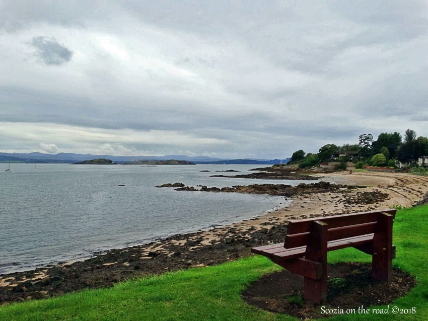 aberdour, fife coastal path