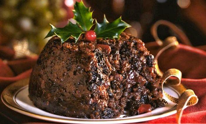 Scozia a Natale cosa mangiare - christmas puggind scozia