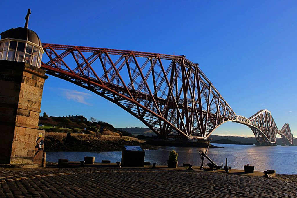 north queensferry, edimburgo guida completa