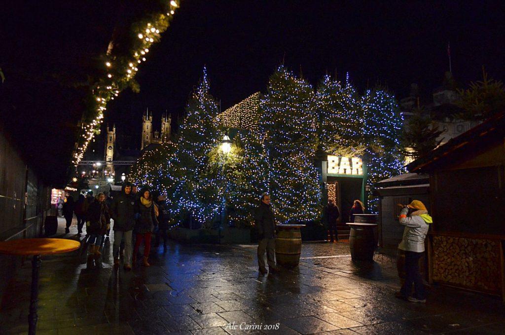 edimburgo a natale - Scozia a Natale