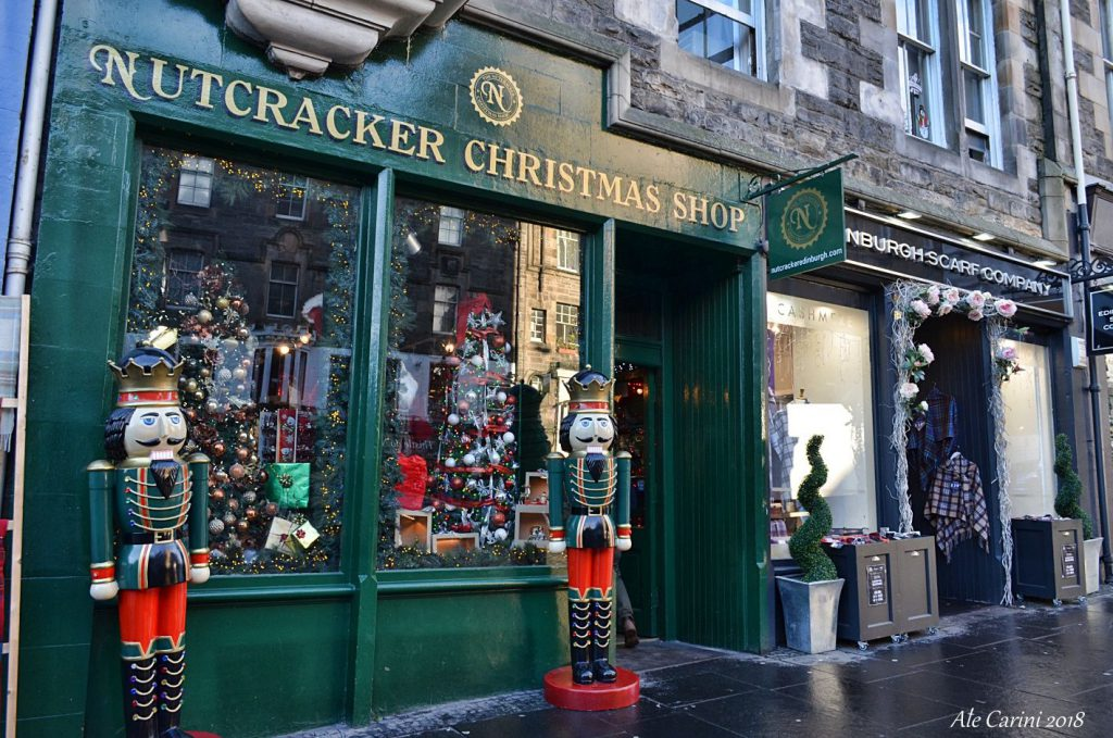 Edimburgo - Scozia a Natale