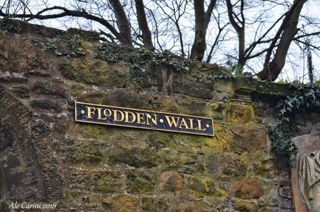 muro, flodden wall