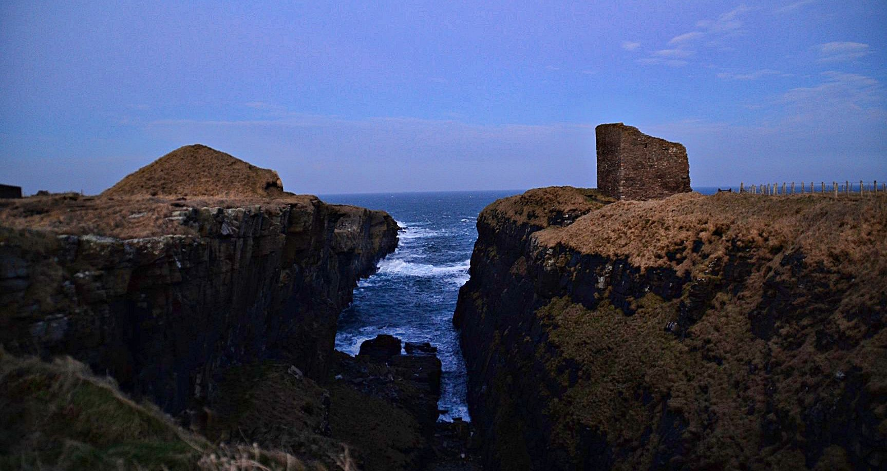 Itinerario North Coast 500 scozia - da Inverness a John O'Groats - castle of old wick