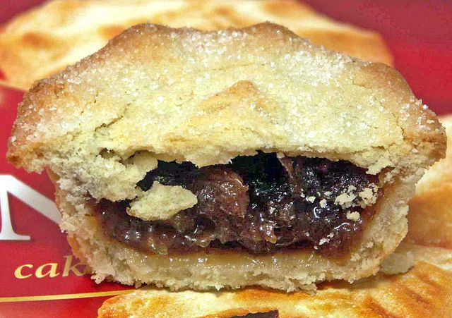 mince pie scotland