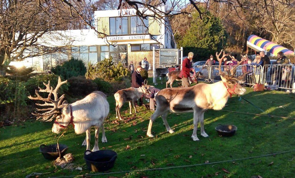 Il Natale nelle altre città della Scozia, natale a Oban scozia
