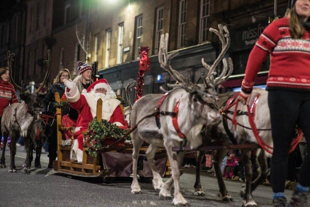 Il Natale nelle altre città della Scozia, dove andare e cosa vedere