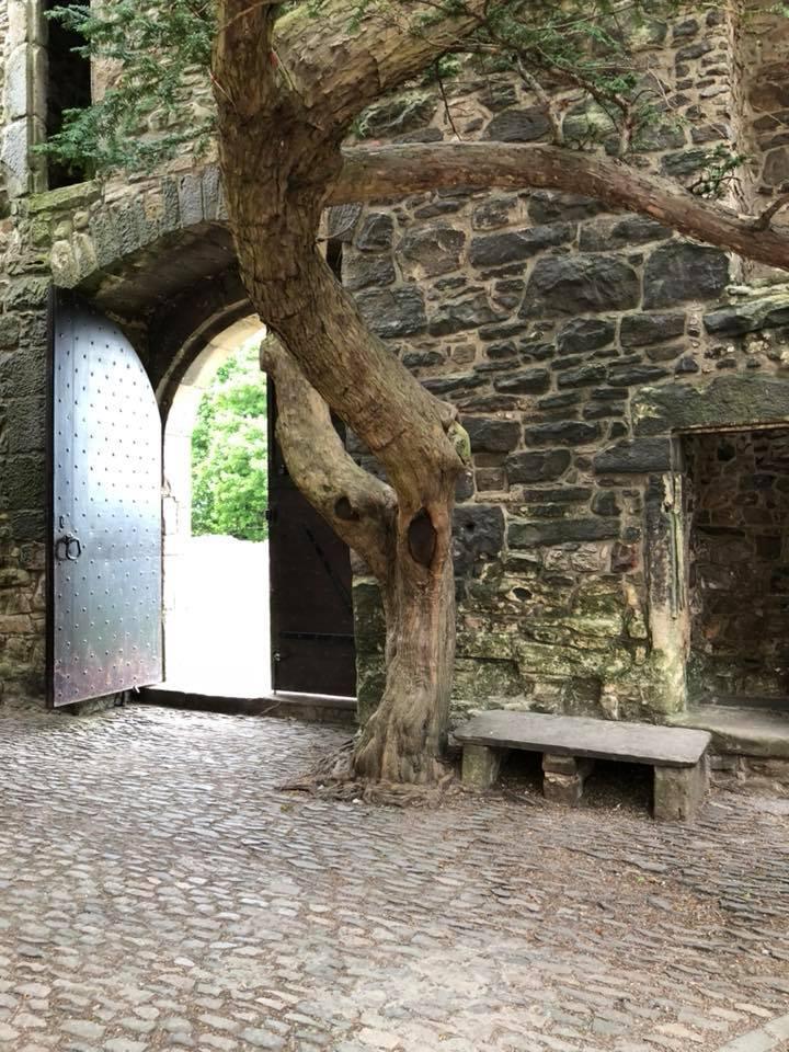 craigmilla scozia - castelli scozia
