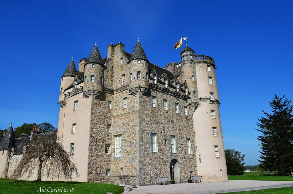 castelli infestati e leggende della Scozia - castelli stregati