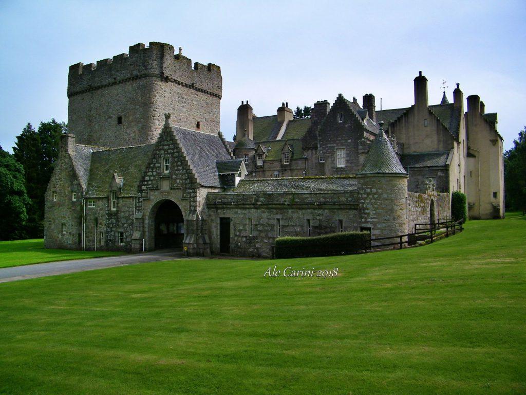castelli infestati e leggende della Scozia, Drum