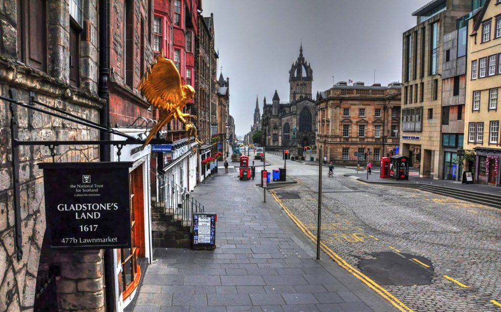 Scotland trip: 10 days starts from Edinburgh