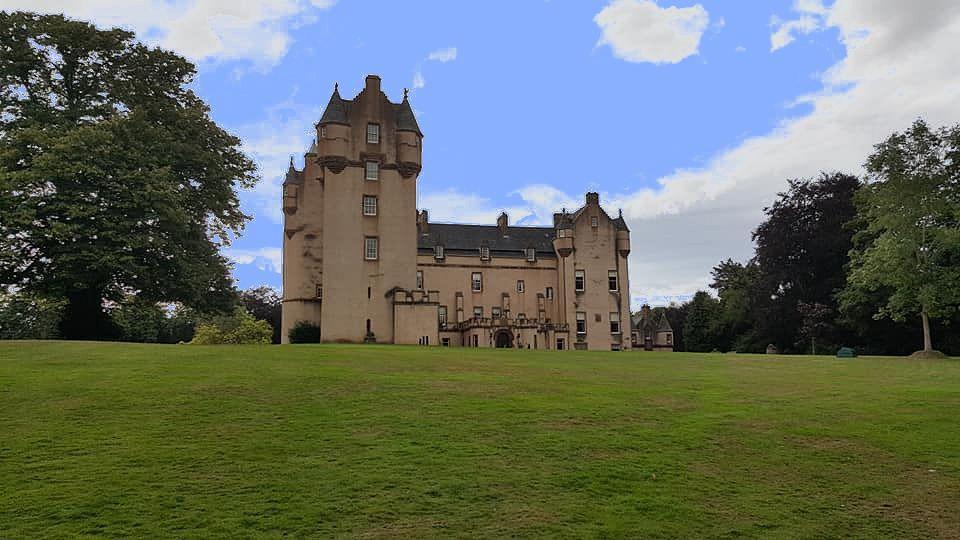 castelli infestati e leggende della Scozia