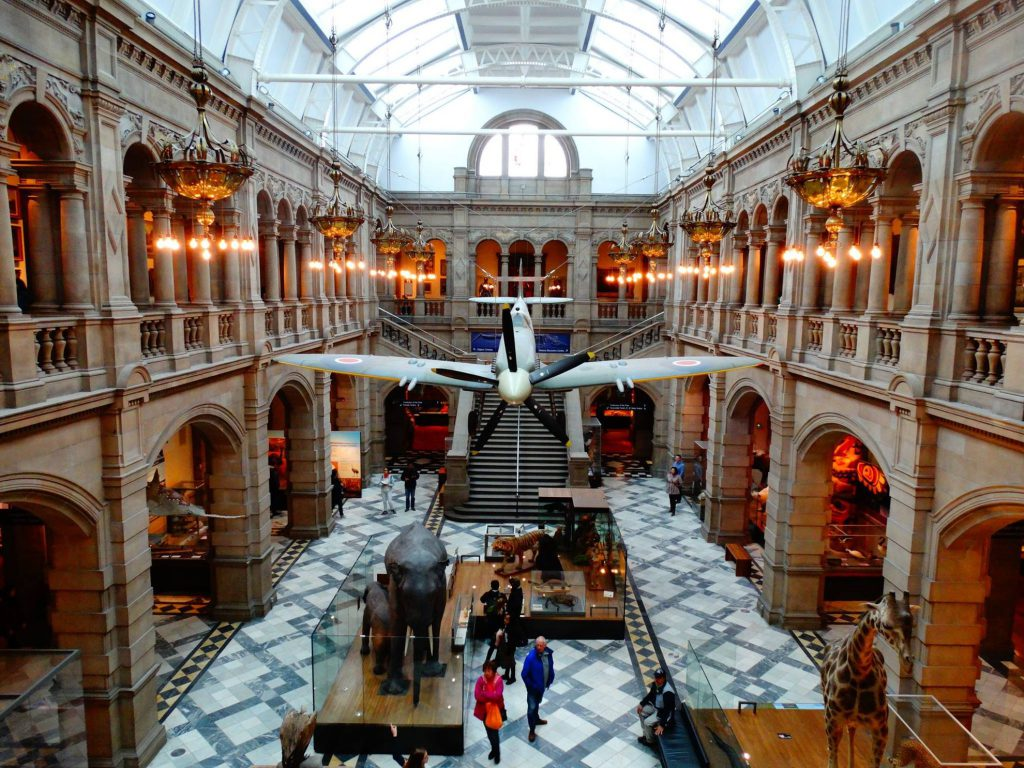 3 Giorni a interno museo