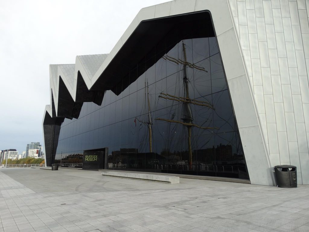 esterno museo