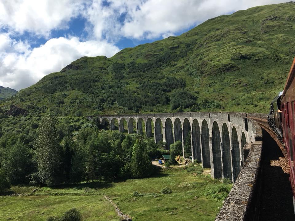 Glenfinnan (Scozia): Harry Potter, il viadotto e il Monumento