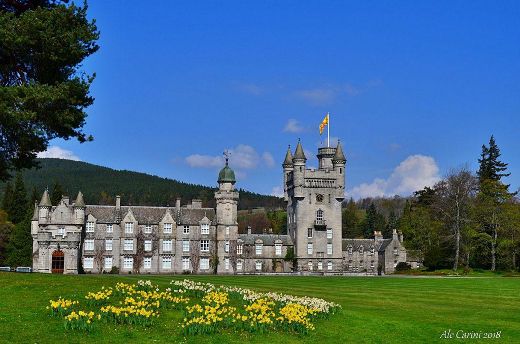 balmoral castle - castelli stregati - fantasmi scozia