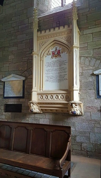 abbey scone