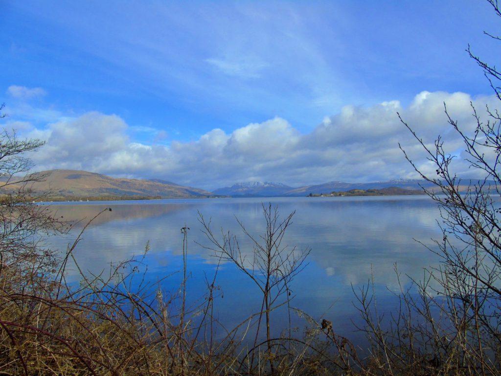Long Distance Walking Routes - Scozia