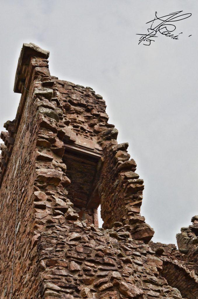 urquhart castel, scozia