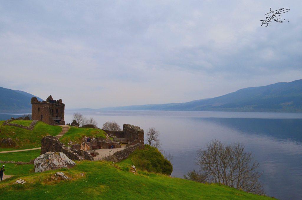 urquhart castle, castelli scozia