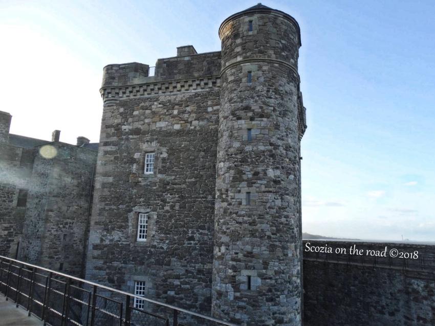 Blackness Castle: la Scozia di Outlander