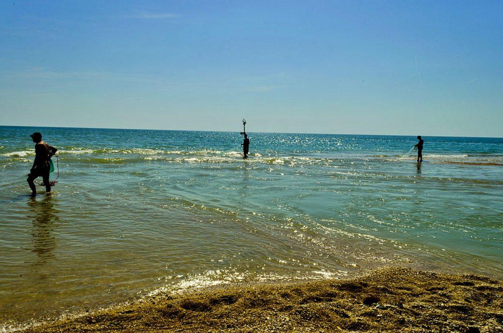 spiagga di porto recanati