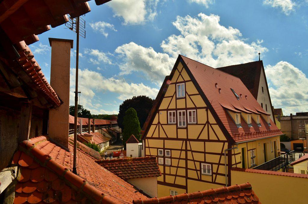 strada romantica - Nördlingen im Ries