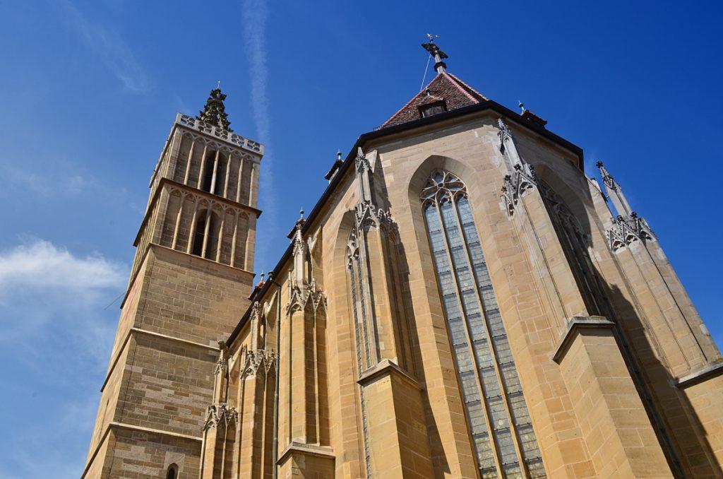 jakobskirche - Rothenburg ob der Tauber
