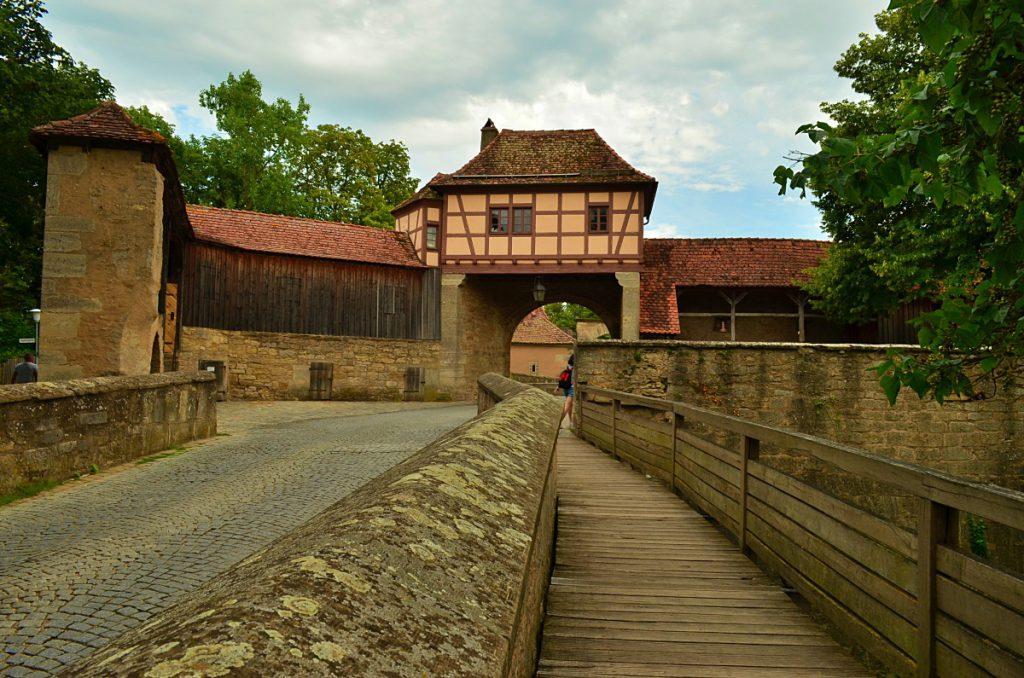 Rothenbourg ingresso città
