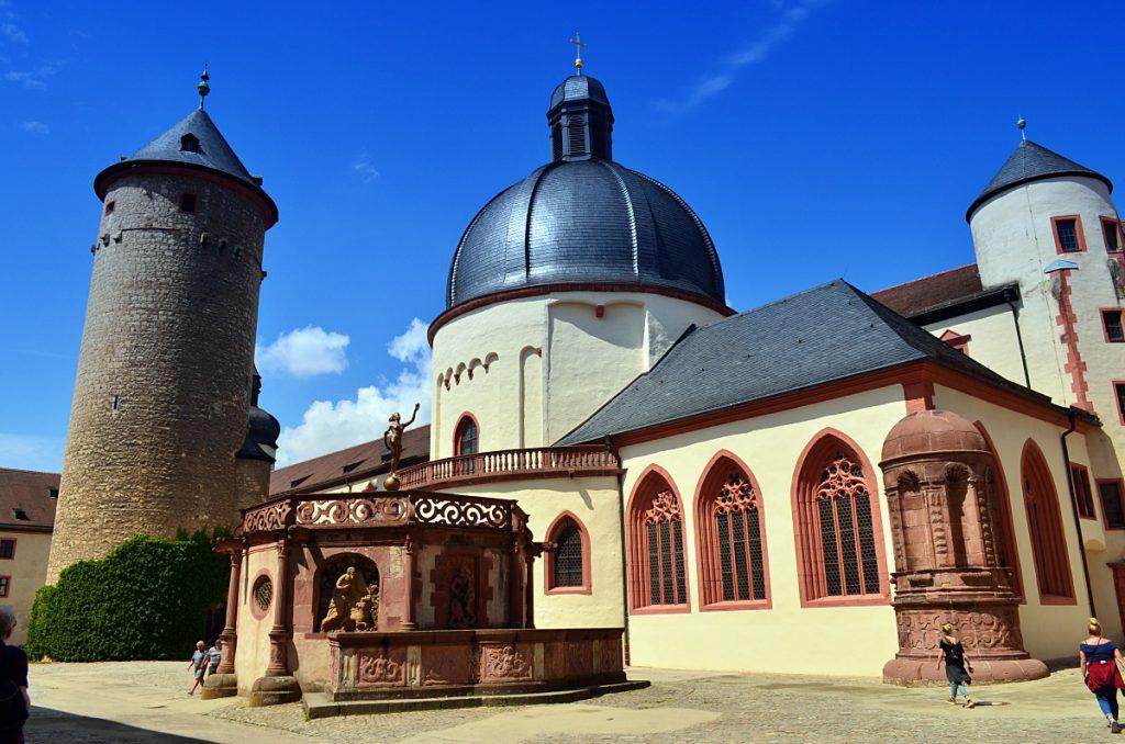 strada romantica - fortezza marienberg - cosa vedere a wurzburg - romantic strasse