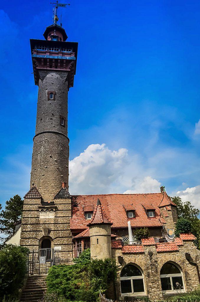 frankenwarte - cosa vedere a wurzburg - strada romantica itinerario
