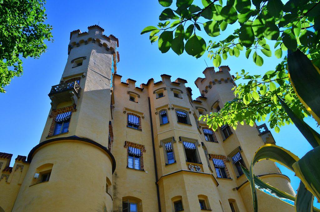 i castelli della Baviera, castello di ludwig, castelli in germania, castelli di baviera,