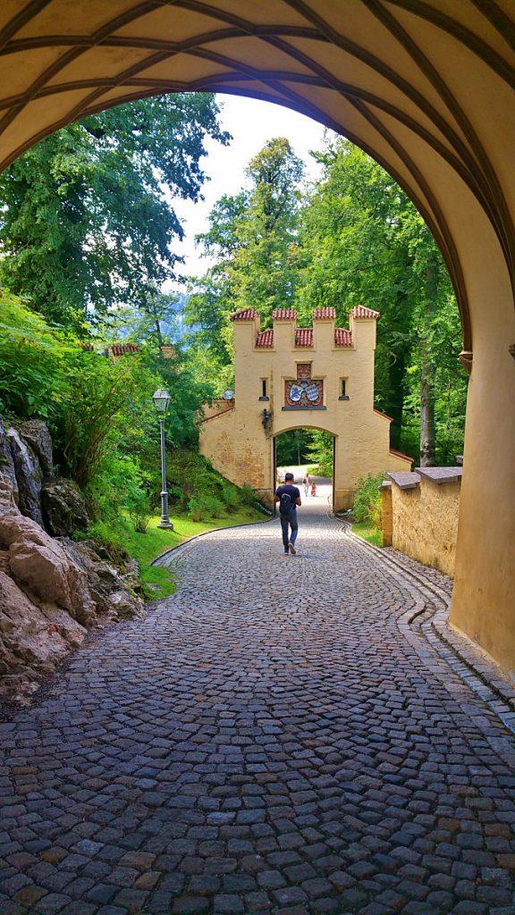 i castelli della Baviera, i castelli di Ludwig