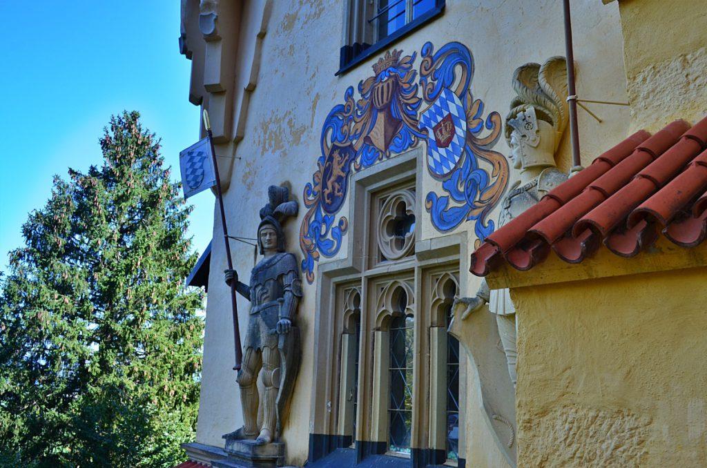castelli schwangau - castelli baviera  Hohenschwangau