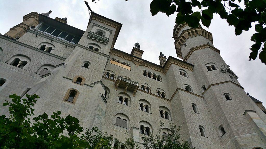 Neuschwanstein - castelli schwangau - castello delle fiabe