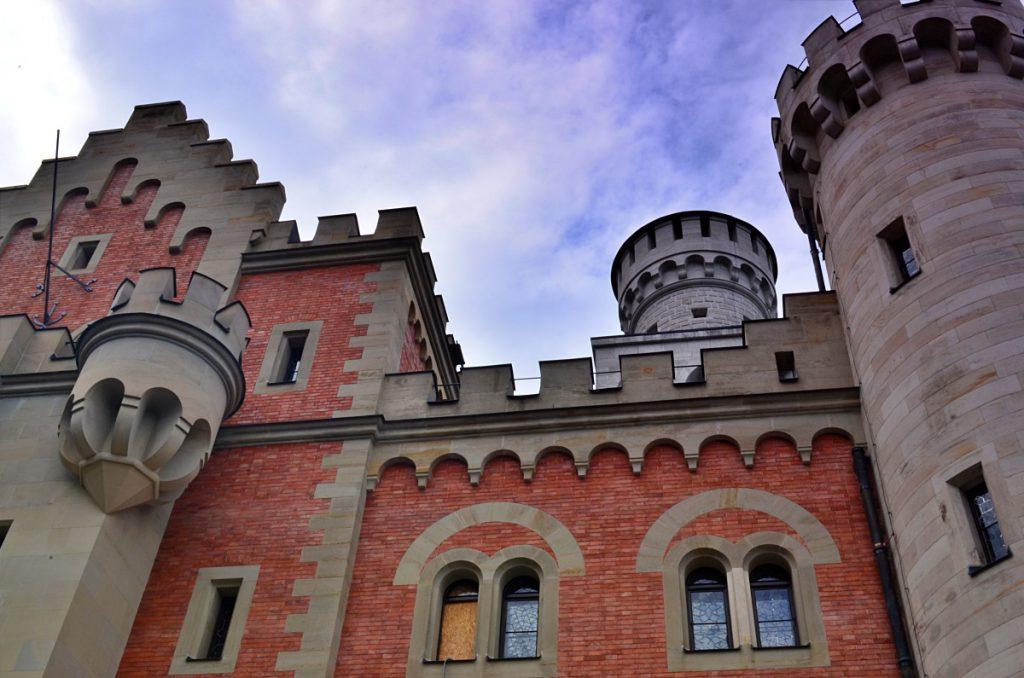 il castello di Neuschwanstein - castelli baviera